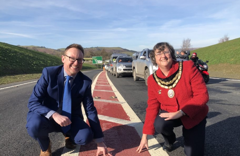 Newtown Bypass Opened